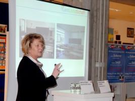 Karin Doberer vom Projekt LernLandSchaft