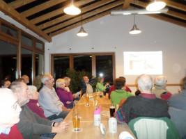SPD-Infoabend 1.12.2014 Barrierefreier S-Bahnhof Puchheim - aber wie?
