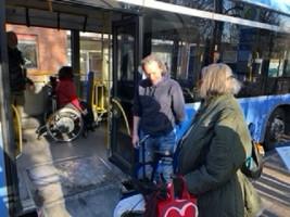SPD Aktiv - Mit dem Bus durch Puchheim