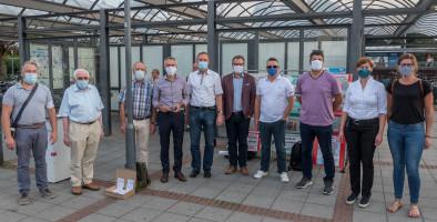 Auftakt Online-Petition Barrierefreier Bahnhof Puchheim