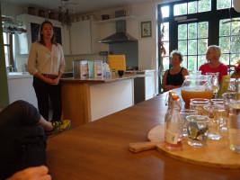 Besuch Kräuteria SPD Aktiv