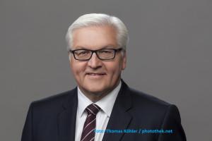 Designierter Bundespräsident Frank-Walter Steinmeier