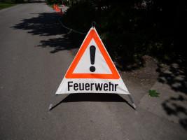 Achtung Feuerwehr! :-)