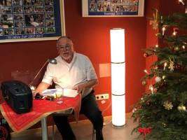 Otfrid Lankes liest die Weihnachtsgeschichte von Thoma