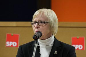 Marga Wiesner, SPD-Ortsvereinsvorsitzende