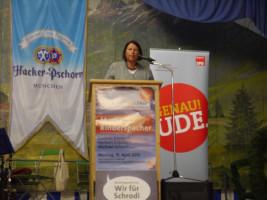 Kathrin Sonnenholzner, MdL