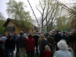 Maibaumfest Puchheim-Bhf. 2013