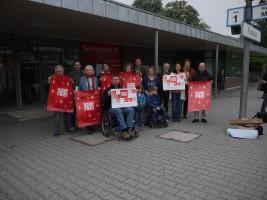 S-Bahnhof Puchheim - schlechter Takt und nicht barrierefrei