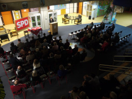 SPD-Neujahrsempfang 2016