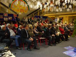 Knapp 100 Besucher kamen zum SPD-Neujahrsempfang 2014