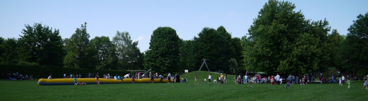 ZaP-Sommerfest 2013 Hüpfschlange