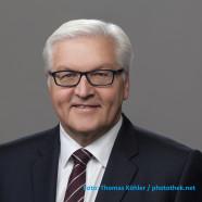 Bundespräsident Frank-Walter Steinmeier