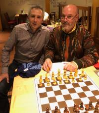"""Aktion """"Meine Stadt"""" - Besuch Schachclub Puchheim"""