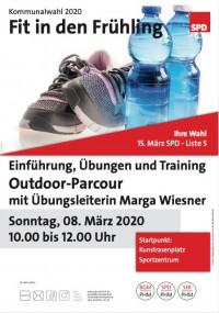 SPD Aktiv - Fit in den Frühling