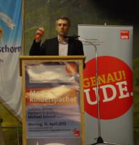 Norbert Seidl, Erster Bürgermeister der Stadt Puchheim