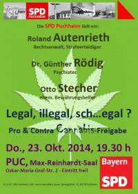 Das Plakat zur Veranstaltung - Maximilian Plenert konnte erst kurzfristig für das Podium gewonnen werden und fehlt daher leider auf dem Ankündigungsplakat