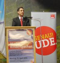 Michael Schrodi, unser Bundestagskandidat für Fürstenfeldbruck/Dachau