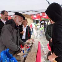 SPD auf dem Puchheimer Marktsonntag am 02.10.2016