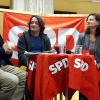 SPD-Neujahrsempfang 2017 mit Uwe Hinsche von BISS e.V.