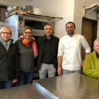 Aktion Meine Stadt Besuch Bäckerei Hauzenberger