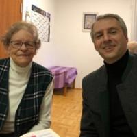 Aktion Meine Stadt Besuch Altenclub Puchheim-Nord