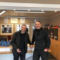 Norbert Seidl zu Gast im Autohaus Seidl