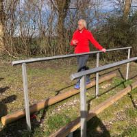 SPD Aktiv - Fit in den Frühling mit Stadträtin Marga Wiesner