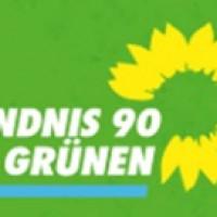 Banner Bündnis90/Die Grünen