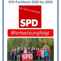 Deckblatt Gesamtwahlprogramm SPD Puchheim 2020 bis 2026