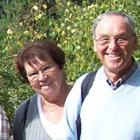 Rosemarie und Hans Stahl