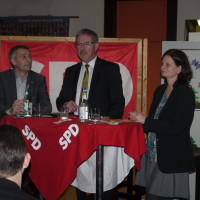 Alexander Reissl im Gespräch mit Petra Weber und Norbert Seidl