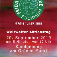 Plakat Puchheim for future