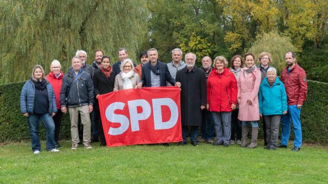 SPD Puchheim - Unsere Kandidatinnen und Kandidaten