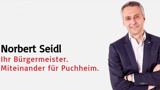 Norbert Seidl - Ihr Bürgermeister für Puchheim